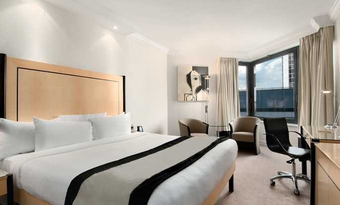 Hotell Hilton London Metropole – King Executive-rom